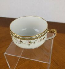VTG Haviland Limoges France Tea Cup Berries Floral Yale Gold Coffee Mug Cute