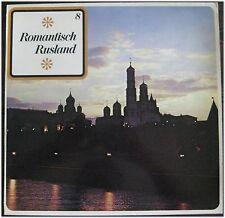 Reader's Digest, Europa in Concert 8, Romantisch Rusland, VG/VG, LP (6351)