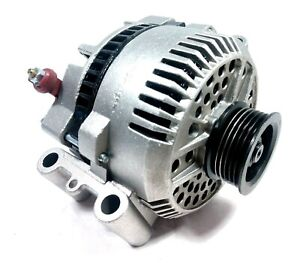 Remanufactured OEM Ford Motorcraft Alternator 7792