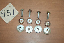 1983 Honda XL 250R XL250R Front Fender  Mounting Bolts Hardware 83
