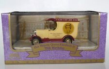 Lledo Days Gone DG050041 Bullnose Morris Van Queen Elizabeth 75th Birthday 2001