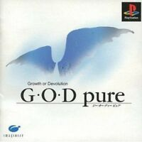 USED PS1 PS PlayStation 1 G · O · D Pure
