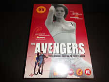 THE AVENGERS 66 COLLECTION Set 1-The Original British TV Cult Classic-Diana Rigg