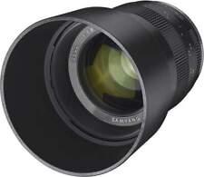 Samyang 85mm F1.8 UMC II Sony E Aps-c Camera Lens