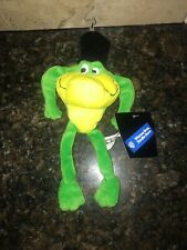 Applause Michigan Frog Bean Plush Looney Tunes Warner Bros 1997