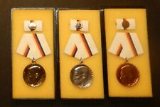 3 GDR Dr Theodor-Neubauer-Medaille 1.Satz at Pentagon Clip