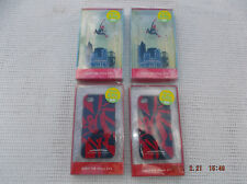 4  NEW  SPIDER-MAN  IPHONE 4 JACKET COVERS
