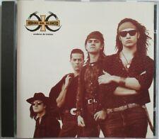 """HEROES DEL SILENCIO - MEXICO CD """"SENDEROS DE TRAICIÓN"""""""