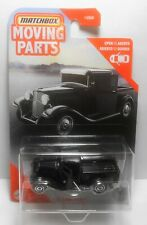 MATCHBOX 2020 MOVING PARTS 1932 FORD PICKUP W/ OPENING DOORS MINT ON CARD