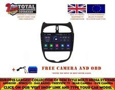 "AUTORADIO 9"" DVD GPS NAVI ANDROID 9.0 4GB RAM DAB BT WIFI  PEUGEOT 206 RV5377"