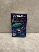 David Walliams Code Name Bananas Hardback Book Brand New