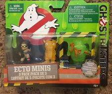 Ghostbusters Ecto Minis 3 Pack 2016