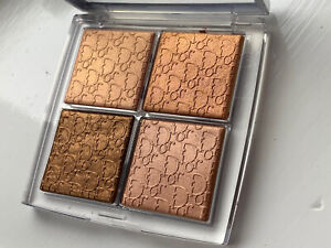 BNIB DIOR BACKSTAGE GLOW FACE PALETTE 005 COPPER GOLD LTD EDITION SOLD OUT!!