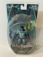 "DC Comics Batman Arkham City Detective Mode 7"" Inch Action Figure New"