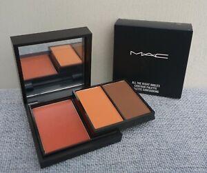 MAC All The Right Angles Contour Palette, #Dark, Brand New in Box!
