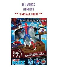 THE AMAZING SPIDER-MAN KLIP KITZ 2-IN-1 DELUXE KIT SPIDER-MAN ** LAST ONE! **