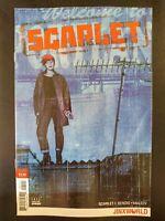 SCARLET #1b Jinxworld (2018 Vertigo DC Comics) VF/NM Book