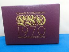 Coinage of Great Britain and Northern Ireland proof set 1970