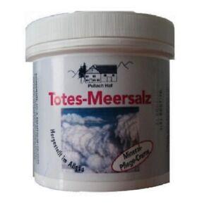 4x 250ml Totes Meersalz Creme Schuppenflechte Neurodermitis Psoriasis Akne Haut