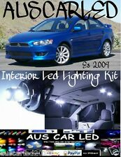 Mitsubishi Lancer 2009 ES DE SE Sedan Hatch Super Bright LED Interior Light Kit