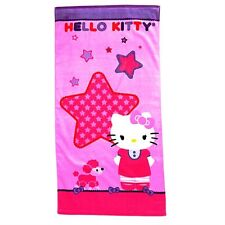 "Hello Kitty & Me Bath Towel by Sanrio 25"" x 50"""