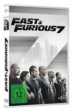 FAST & FURIOUS STAFFEL 7 FAST AND FURIOUS 7 DVD DEUTSCH