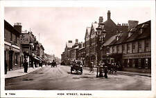 Slough. High Street by WHS Kingsway # S 7484.