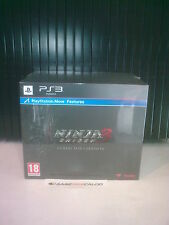 NINJA GAIDEN 3 COLLECTOR'S EDITION PS3 GIOCO IN ITALIANO NUOVO SIGILLATO