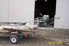 How to build a long tailed mud motor plans duck hunters