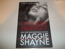 Twilight Prophecy by Maggie Shayne SC new
