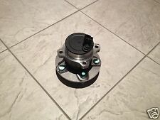 FORD FOCUS 2  C-MAX  03--- ONE REAR WHEEL HUB BEARING WITH ABS SENSOR