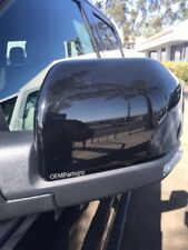2015-2019 Ford F-150 Factory OEM Mirror Cover Cap Set –Agate Black Metallic (UM)