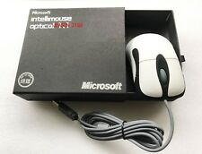 Microsoft l IntelliMouse Optical Io1.1/6000 frame IPS photoelectric Mouse wHite