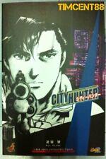 Ready! Hot Toys CMS02 City Hunter Ryo Saeba Nicky Larson 1/6 Figure New