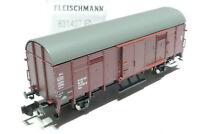 Fleischmann N DR 2achs. G Wagen braun 831407 NEU OVP