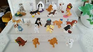 Puppy In My Pocket Toy Figures Bundle...1990's...M.E.G....