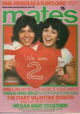 Mates Magazine 12 February 1977    Paul Nicholas   Flintlock