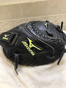 "Mizuno GXS-53 34"" MVP Prime Fastpitch Softball Catchers Mitt Right Throw"