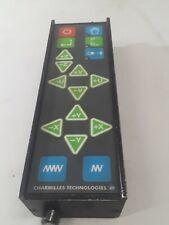 Charmilles Wire edm Remote Face Plate 1