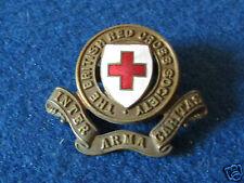 Vintage WW2 Cap Badge - The British Red Cross Society