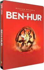 BEN HUR STEELBOOK   BLU RAY    NEUF SOUS CELLOPHANE