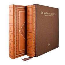 Libro due volumi De materia medica. Il Dioscoride di Napoli edizioni ABOCA