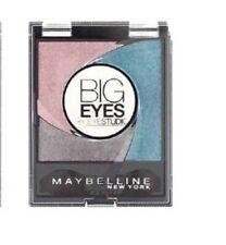 Maybelline Big Eyes Eyeshadow quad 03 LUMINOUS TURQUOISE   New sealed