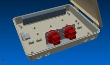 Fos-54 Enclosure for video surveillance, alarm and other low-power solutions