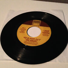 "EDDIE KENDRICKS - Keep On Truckin' - 7"" 45RPM Vinyl Record - VG+"