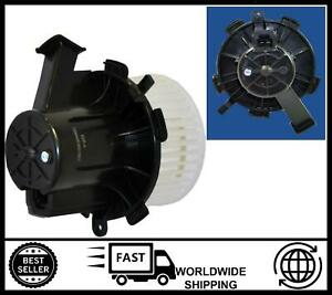 FOR Smart Fortwo 451 [2007-2016] Interior Heater Blower Fan Motor Heating System