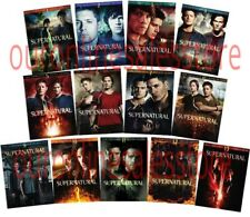 Supernatural Complete All Season 1-13 DVD Series Collection Video Episode Volume