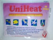 8 - Fresh Uniheat 60 Hr Shipping Warmer Heat Packs -Fish Plants Reptile Chick-