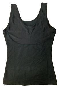 Spanx Assets Women's Shaping Tank Black Size XL