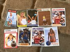 ANNA KOURNIKOVA Tennis WTA Swimsuit USA ** Pick a Card ** From RUSSIA With Love